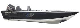 1650 Pro Tiller Outboard Crestliner Boat Covers | Custom Sunbrella® Crestliner Covers | Cover World