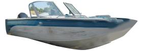 1650 Sportfish Outboard Crestliner Boat Covers | Custom Sunbrella® Crestliner Covers | Cover World