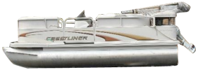 1685 Sport Classic Crestliner Boat Covers