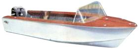 17 Comanche Outboard Crestliner Boat Covers | Custom Sunbrella® Crestliner Covers | Cover World