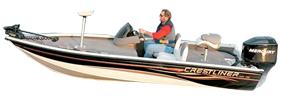 1750 Cmv Outboard Crestliner Boat Covers | Custom Sunbrella® Crestliner Covers | Cover World
