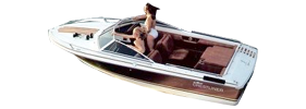 1755 Crusader Sterndrive (All Years) Crestliner Boat Covers