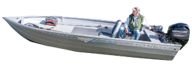 18 Kodiak SC Outboard Crestliner Bimini Tops | Custom Sunbrella® Crestliner Covers | Cover World