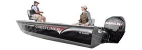 18 Kodiak Tiller Outboard Crestliner Boat Covers | Custom Sunbrella® Crestliner Covers | Cover World