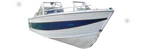 18 Sportfish Sterndrive Crestliner Boat Covers | Custom Sunbrella® Crestliner Covers | Cover World