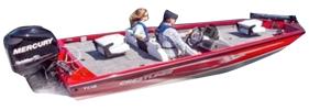 18 TC Outboard Crestliner Boat Covers | Custom Sunbrella® Crestliner Covers | Cover World