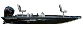 18 VT Outboard Crestliner Boat Covers | Custom Sunbrella® Crestliner Covers | Cover World