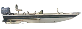 1800 Pro Outboard Crestliner Boat Covers