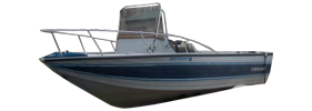 180V Phantom Outboard Crestliner Boat Covers | Custom Sunbrella® Crestliner Covers | Cover World