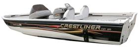 1850 Cmv Outboard Crestliner Boat Covers | Custom Sunbrella® Crestliner Covers | Cover World
