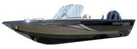 1850 Sportfish Outboard Crestliner Boat Covers | Custom Sunbrella® Crestliner Covers | Cover World