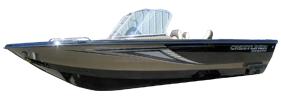 1850 Sportfish Sterndrive Crestliner Boat Covers | Custom Sunbrella® Crestliner Covers | Cover World