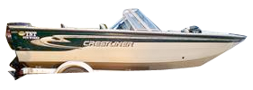 1850 Tournament Outboard Crestliner Bimini Tops | Custom Sunbrella® Crestliner Covers | Cover World