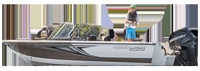19 Sportfish Outboard Crestliner Boat Covers | Custom Sunbrella® Crestliner Covers | Cover World