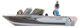 19 Sportfish Sterndrive Crestliner Boat Covers | Custom Sunbrella® Crestliner Covers | Cover World