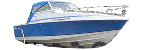 190 Crusader Sterndrive (All Years) Crestliner Boat Covers