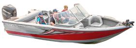 1950 Sportfish Outboard Crestliner Boat Covers | Custom Sunbrella® Crestliner Covers | Cover World