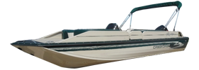 2000 Rampage Outboard Crestliner Boat Covers