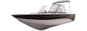 2000 Serenity Outboard Crestliner Boat Covers