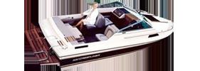 205 Crusader Cuddy Sterndrive Crestliner Boat Covers | Custom Sunbrella® Crestliner Covers | Cover World