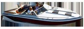 205 Crusader Rampage Sterndrive Crestliner Boat Covers | Custom Sunbrella® Crestliner Covers | Cover World