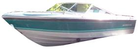 205 Crusader Sterndrive Crestliner Boat Covers | Custom Sunbrella® Crestliner Covers | Cover World