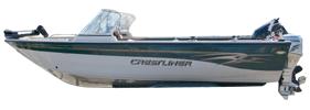 2050 Sportfish Outboard Crestliner Boat Covers | Custom Sunbrella® Crestliner Covers | Cover World