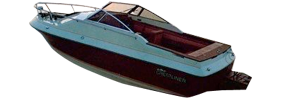 2055 Crusader Sterndrive (All Years) Crestliner Boat Covers