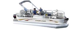 2080 Cfi Outboard Crestliner Boat Covers | Custom Sunbrella® Crestliner Covers | Cover World