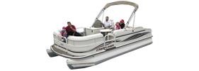 2085 LSI Angler Crestliner Boat Covers | Custom Sunbrella® Crestliner Covers | Cover World