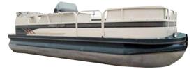 2085 LSI Sterndrive Crestliner Boat Covers | Custom Sunbrella® Crestliner Covers | Cover World