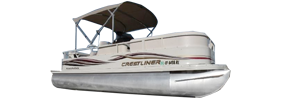 2085 Sport Classic Crestliner Boat Covers