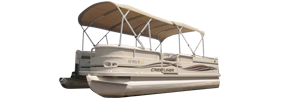 2085 Sport LXI Crestliner Boat Covers