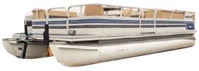 2085 Suncaster LSI Crestliner Boat Covers | Custom Sunbrella® Crestliner Covers | Cover World
