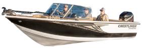2150 Sportfish SST Outboard Crestliner Boat Covers | Custom Sunbrella® Crestliner Covers | Cover World