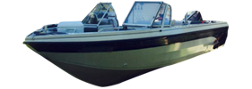 2160 Phantom Sst Outboard Crestliner Bimini Tops | Custom Sunbrella® Crestliner Covers | Cover World