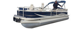 2185 Batata Bay Crestliner Bimini Tops | Custom Sunbrella® Crestliner Covers | Cover World