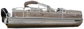 2185 Escape Angler Crestliner Boat Covers | Custom Sunbrella® Crestliner Covers | Cover World