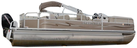 2185 Escape Crestliner Bimini Tops | Custom Sunbrella® Crestliner Covers | Cover World
