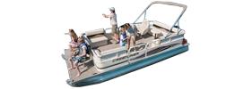 2185 Suncast Crestliner Boat Covers | Custom Sunbrella® Crestliner Covers | Cover World