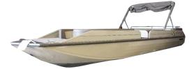 2200 Rampage Sterndrive Crestliner Boat Covers | Custom Sunbrella® Crestliner Covers | Cover World