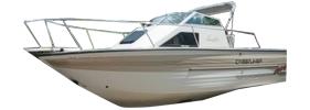 2250 Eagle Sterndrive Crestliner Boat Covers | Custom Sunbrella® Crestliner Covers | Cover World