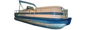 2281 Sport Cruise Crestliner Bimini Tops | Custom Sunbrella® Crestliner Covers | Cover World