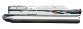 2285 LSI Angler Outboard Crestliner Boat Covers | Custom Sunbrella® Crestliner Covers | Cover World