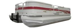 2285 Sport LX Crestliner Boat Covers | Custom Sunbrella® Crestliner Covers | Cover World