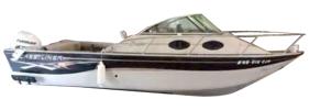2300 Eagle SST Outboard Crestliner Boat Covers | Custom Sunbrella® Crestliner Covers | Cover World