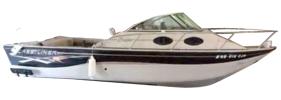 2300 Eagle Sterndrive Crestliner Boat Covers | Custom Sunbrella® Crestliner Covers | Cover World