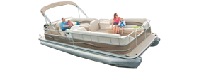 2385 Escape Crestliner Bimini Tops | Custom Sunbrella® Crestliner Covers | Cover World