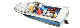 2455 Crusader Sterndrive (All Years) Crestliner Boat Covers