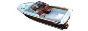 2465 Crusader Sterndrive (All Years) Crestliner Boat Covers